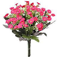 Kunstige blomster 1 Gren Pastorale Stilen Syrin Bordblomst