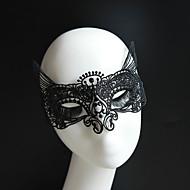 Mască / Bijuterii Gothic (Dantelă)-de Petrecere