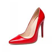 halpa -Avokkaat - Piikkikorko - Naisten kengät - Synteettinen / Tekonahka - Musta / Punainen / Hopea / Kulta / Manteli - Häät / Toimisto / Juhlat