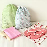 ファブリック 旅行かばんオーガナイザー 小物収納用バッグ