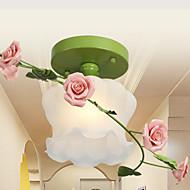 ティファニー/ステンドグラス コンテンポラリー 田園風 埋込式 用途 リビングルーム ベッドルーム 浴室 キッチン ダイニングルーム 研究室/オフィス キッズルーム ゲームルーム 廊下 屋外 交流220から240V 電球無し