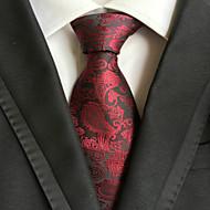 tanie Akcesoria dla mężczyzn-Męskie Luksusowy Wzór Klasyczny Imprezowa Ślub Modne Krawat Kreatywne
