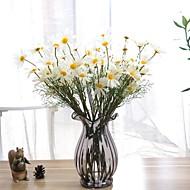billige Kunstige blomster-Silke Daisies Kunstige blomster