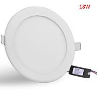 billige Innfelte LED-lys-Jiawen ledet panel lys downlight 18w ultra-tynn panel ledet aluminium overflatemontert tak ned lampe ac85-265v
