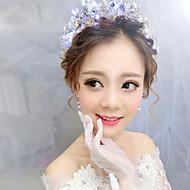 billiga Brudhuvudbonader-Legering pannband 1 Bröllop Speciellt Tillfälle Hårbonad