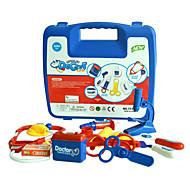 36pcs lääkäri pelata lääketieteen laatikko hoitoon teeskennellä leikkiä lelut DIY lelut asetettu