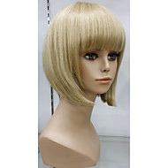 cheap Wigs & Hair Pieces-Human Hair Capless Wigs Straight Classic High Quality Capless Short Human Hair