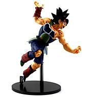 Las figuras de acción del anime Inspirado por Bola de Dragón Son Goku CLORURO DE POLIVINILO 23 cm CM Juegos de construcción muñeca de juguete
