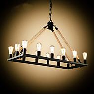 Landelijk Plafond Lichten & hangers Voor Woonkamer Slaapkamer Eetkamer Studeerkamer/Kantoor AC 220-240V Lamp Inbegrepen