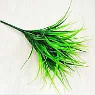 pastoral stil simulering gress falsk plante bukett hjem dekorasjon