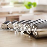 billige Bakeredskap-Dekorasjonsverktøy For Kake For Cupcales For Terte Rustfritt stål Gør Det Selv Miljøvennlig Høy kvalitet