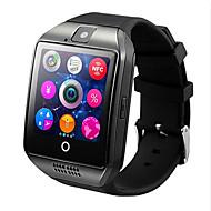 tanie Inteligentne zegarki-Inteligentny zegarek na Android Odbieranie bez użycia rąk / Ekran dotykowy / Kamera / aparat / Krokomierze / Dźwięk Powiadamianie o połączeniu telefonicznym / Rejestrator aktywności fizycznej / 64 MB