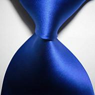 Męskie Luksusowy / Jednolity / Klasyczny Elegancki Krawat Kreatywne