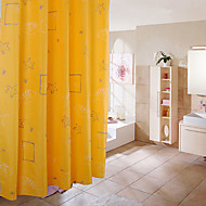 cheap Shower Curtains-Shower Curtains Barroco Poly / Cotton Blend Animal Hand Made