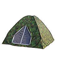 3-4 personer Telt Tredobbelt camping telt Automatisk Telt Hold Varm Varmeisolering Fugtsikker Godt Ventileret Vandtæt Vindtæt Ultraviolet
