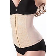 kvinders nye korset toppe sort corselet s ~ 6xl plus størrelse talje træning belte