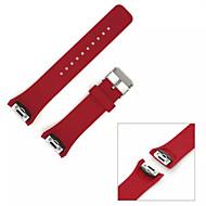 billiga Smart klocka Tillbehör-nya silikon justerbar ersättning armband rem för Samsung Galaxy redskap s2 (SM-R720) classic