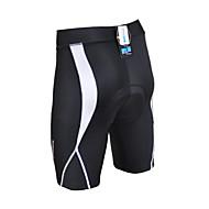 Acacia Uniseks Biciklističke kratke hlače s jastučićima Bicikl Kratke hlače / Podstavljene kratke hlače / Donji Pad 3D, Quick dry,