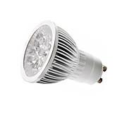 billige Spotlys med LED-3.5 W 3000/6500 lm E14 / GU10 / GU5.3(MR16) LED-spotpærer MR16 5 LED perler Høyeffekts-LED Varm hvit / Kjølig hvit 85-265 V / 1 stk. / RoHs / CCC