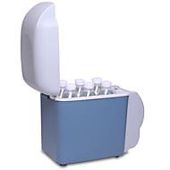 chauffage portable jtron voiture 7,5l et boîte de refroidissement avec porte-gobelet / petit réfrigérateur pour la voiture