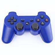 dual-șoc 3 bluetooth controler wireless pentru PS3 (negru)