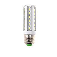 YWXLight® E26/E27 LED Corn Lights 42 leds SMD 5630 Warm White Cold White 1650lm AC 100-240V