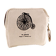 Women Bags Linen Clutch Wallet Coin Purse Cosmetic Bag for Wedding Event/Party Shopping Casual Sports Formal Outdoor Office & Career