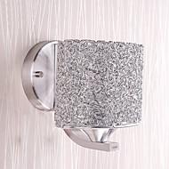 billige Krystall Vegglys-Mini Stil Vegglamper,Moderne/ Samtidig E26/E27 Metall
