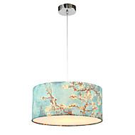 cheap Pendant Lights-LightMyself Modern/Contemporary Designers Others Fabric Pendant Lights Living Room / Bedroom / Dining Room/ Kids Room