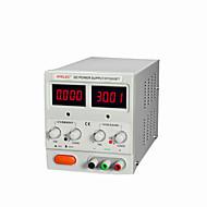 Χαμηλού Κόστους Ηλεκτρικός Εξοπλισμός & Προμήθειες-hyelec hy3005et dc φορητό τροφοδοτικό με οδήγησε τους δείκτες