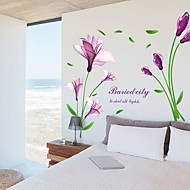 Botanical Wall Stickers Plane Wall Stickers Decorative Wall Stickers Photo Stickers,Vinyl Home Decoration Wall Decal For Wall