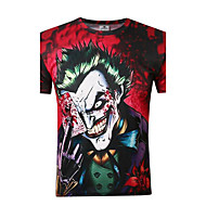 Majica s rukavima Muškarci Sport Vikend Slim, Print