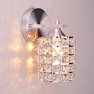 Krystal / Ministil Væg Lamper,Moderne/samtidig E26/E27 Metal