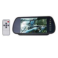 7 palcový TFT-LCD parkování auta zpětné monitor s podstavcem reverzní záložní kamery vysokou kvalitu