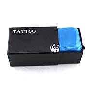 acessórios de tatuagem 100pcs tatuagem clip cabo tampa tatuagem suprimentos ferramentas