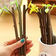 プラスチック-ゲルのペン-キュート