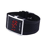 tanie Inteligentne zegarki-Inteligentny zegarek Wodoszczelny Długi czas czuwania Czasomierz Budzik Kalendarz Chronograf Bezprzewodowy/a