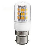 billige Kornpærer med LED-SENCART 5W 450-500 lm E14 G9 E26 B22 LED-kornpærer T 42 leds SMD 5730 Varm hvit Kjølig hvit AC 100-240V AC 12V