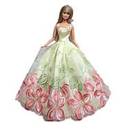 Princess Šaty Pro Barbie Doll Šaty Pro Dívka je Doll Toy
