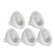 billige Innfelte LED-lys-yangming 400lm lm LED-spotpærer 1 leds COB Kjølig hvit DC 12 V