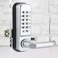 billige Intelligente låser-صلب Nøkkelfri Låser , Bli ferdig for Satengnikkel , Sinklegering