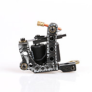 Coil Tattoo Machine Handmade Shader Cast Iron Professional Tattoo Machine