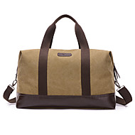 Men Bags Canvas Travel Bag for Casual Sports Formal Outdoor Black Gray Coffee Olive Khaki