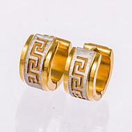 Pánské Peckové náušnice Náušnice - Kruhy bižuterie Šperky Pro Svatební Párty Denní Ležérní Vánoční dárky