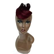 7a βρεγικό παρθένο σώμα τρίχας μαλλιών 3pcs ombre μαλλιά βρεγικό κύμα σώματος μη επεξεργασμένο ανθρώπινο τρίχωμα ύφανση