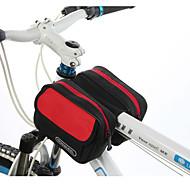 hesapli Bisiklet Tekerleği Sepetleri-ROSWHEEL® Bisiklet Çantası 1.7LBisiklet Çerçeve Çantaları Su Geçirmez Fermuar / Nemgeçirmez / Darbeye Dayanıklı / GiyilebilirBisikletçi