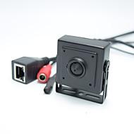 billige IP-kameraer-1080p brede angle140 grader ip lyd videokamera 2.0megapixel ip kamera 2.1mm pinhole cam mikrofon p2p nettverk