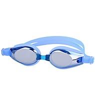 YS משקפי שחייה יוניסקס נגד ערפל / עמיד למים / לנפץ הוכחה שרף הנדסי PC שחור / כחול / ורוד בהיר / אפור לא תקף
