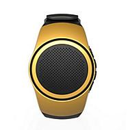 tanie Inteligentne zegarki-Inteligentny zegarek Odbieranie bez użycia rąk Dźwięk Bluetooth 2.0 iOS Android Karta SIM