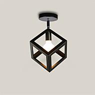 billige Taklamper-CXYlight Takplafond Omgivelseslys Malte Finishes Metall Mini Stil 110-120V / 220-240V Pære ikke Inkludert / E26 / E27